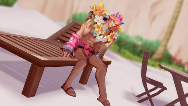 [MMD] PoolParty Sett -DOWNLOAD-
