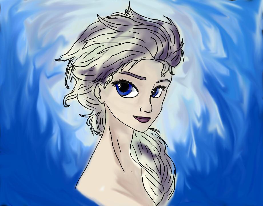 Elsa by AliceMadder22