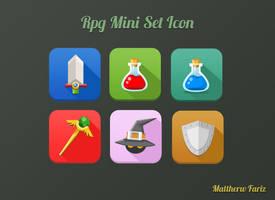 Free RPG Mini Set Icon