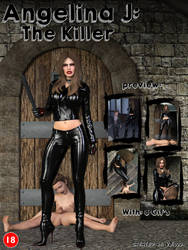 Angelina J: The Killer (hired to torture) +18 by VB1000
