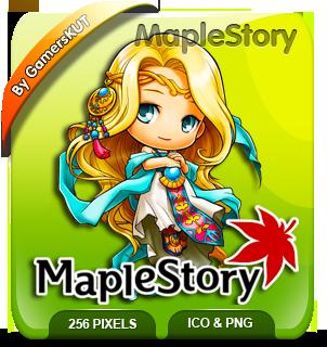 Maplestory Dock Icon By Gamerskut On Deviantart