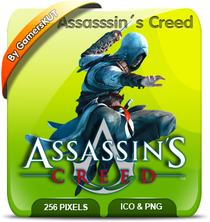 Assassins Creed Icon by GamersKUT