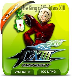 The King Of Fighters Xiii Icon By Gamerskut On Deviantart