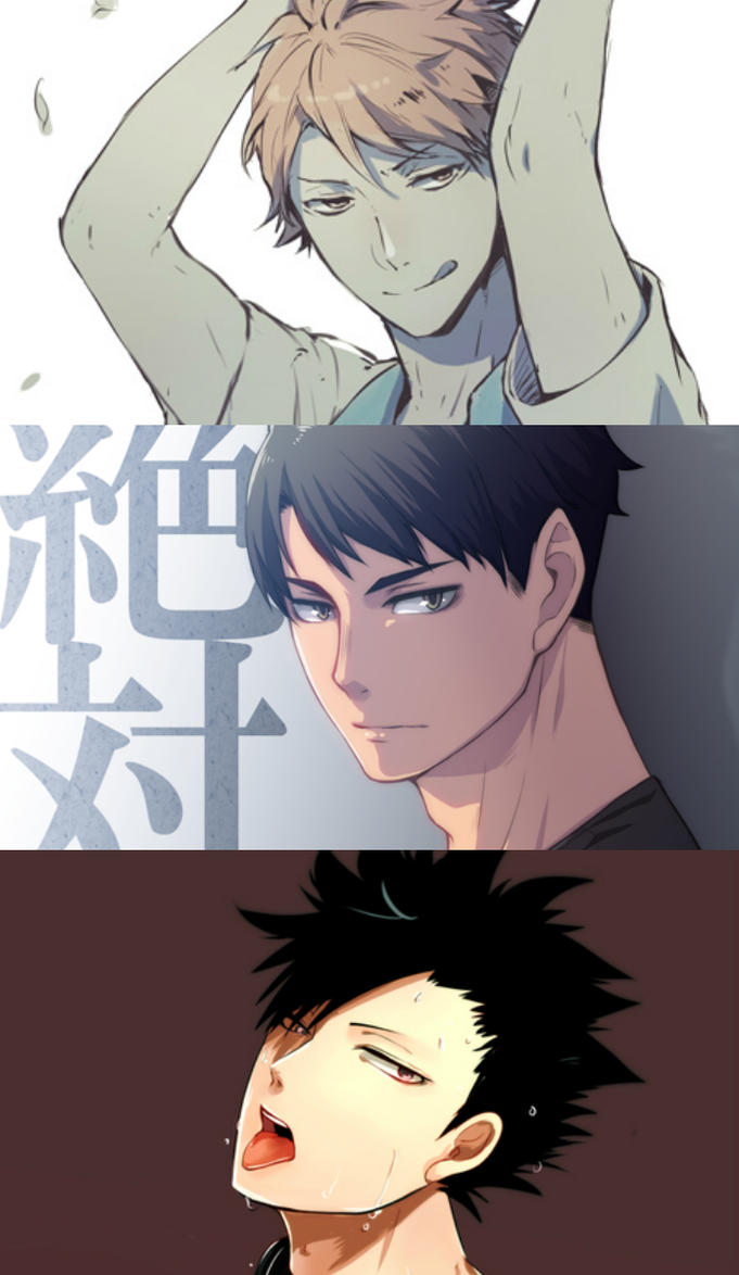 Haikyuu! Various X Reader - Disguised Ch.2 by KHRIky on