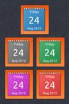 Conky Calendar Widget