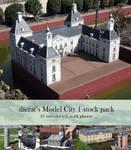 Model City 1 stock pack