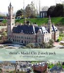 Model City 2 stock pack