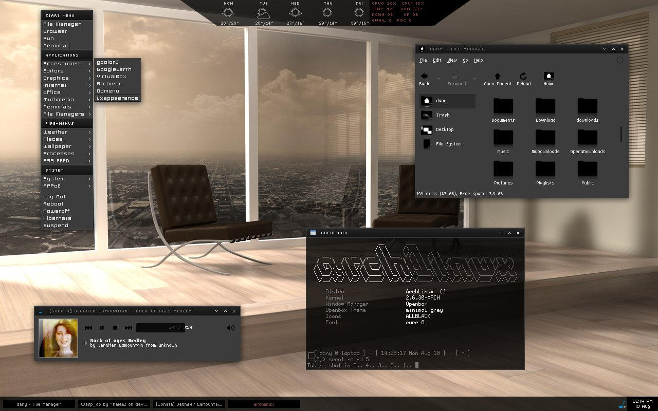 Minimal_grey_openbox by nale12
