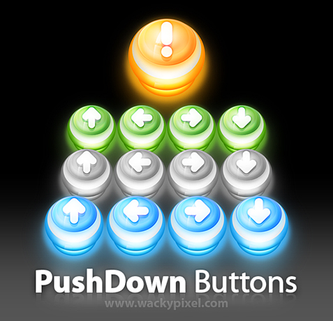 Push Down Buttons