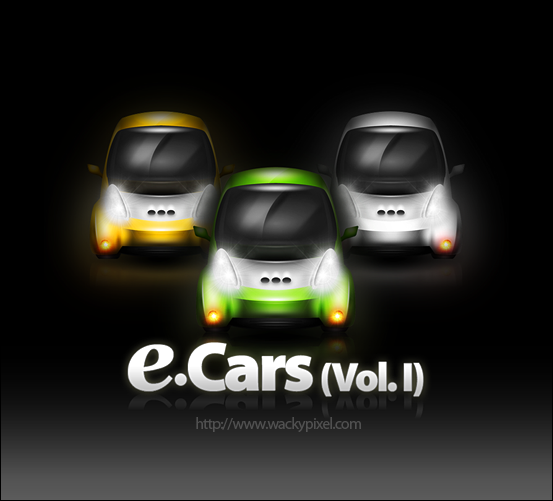 eCars - Vol. I by wackypixel