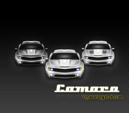 Camaro by wackypixel