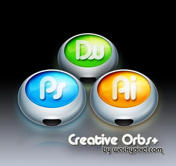 Creative Orbs + by wackypixel