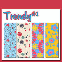 Trendy Patterns by powerpuffjazz