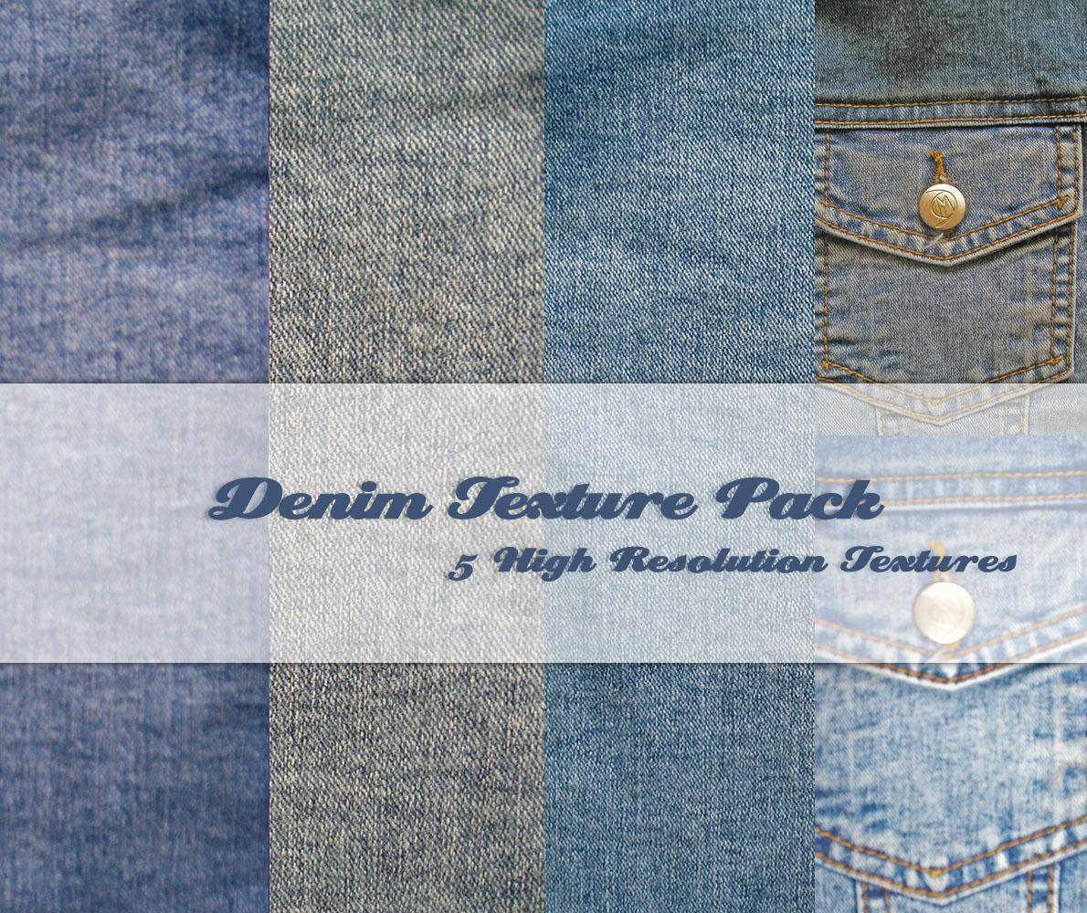 Denim Texture Pack