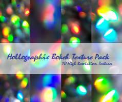 Hollographic Bokeh Textures by powerpuffjazz