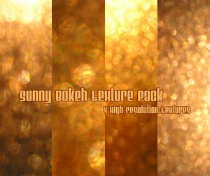 Sunny Bokeh Texture Pack
