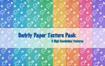 Swirly Paper Texture Pack