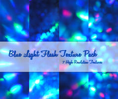 Blue LightFlash Pack - Updated by powerpuffjazz