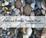 Coloured Pebbles Texture Pack