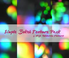 Simple Bokeh Texture Pack by powerpuffjazz