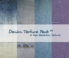 Denim Texture Pack 2 by powerpuffjazz