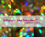 Hollographic Bokeh Pack2
