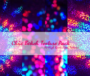 Chic Bokeh Texture Pack