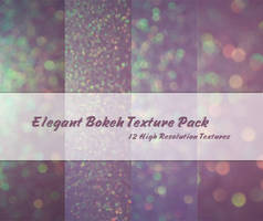 Elegant Bokeh Texture Pack by powerpuffjazz