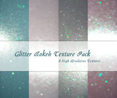 Glitter Bokeh Texture Pack by powerpuffjazz