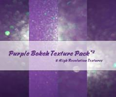Purple Bokeh Texture Pack2 by powerpuffjazz