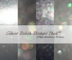 Silver Bokeh Texture Pack2 by powerpuffjazz