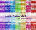 Stroke Texture Pack