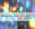 Silver Bokeh Texture Pack