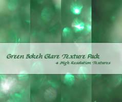 Green Bokeh Glare Texture Pack by powerpuffjazz