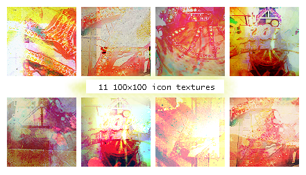 Icon Textures 2 by Lizzie-Doodle