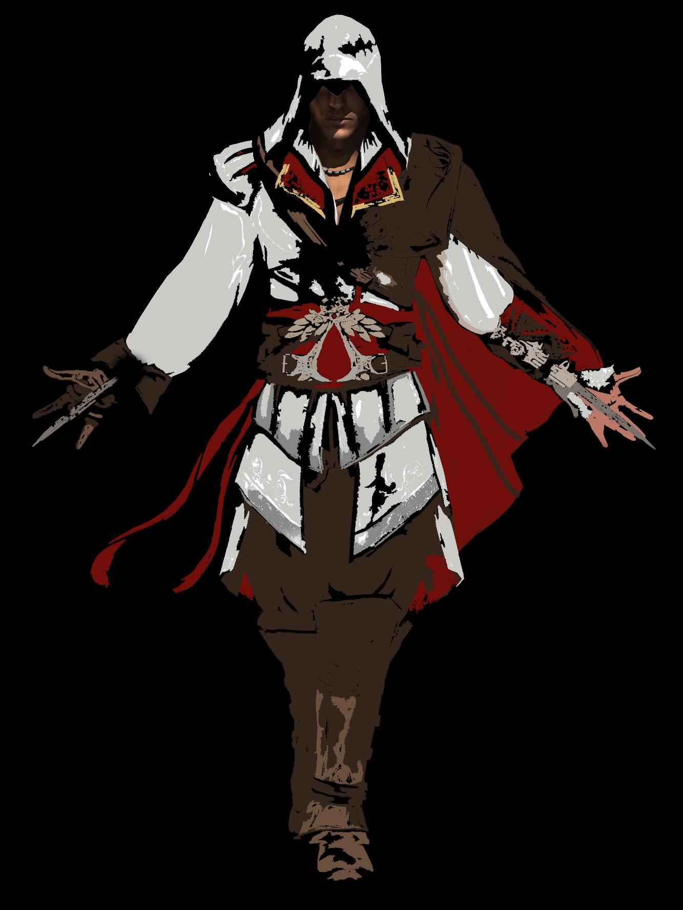 Ezio Auditore Da Firenze Fanart By Phycophoenix On Deviantart