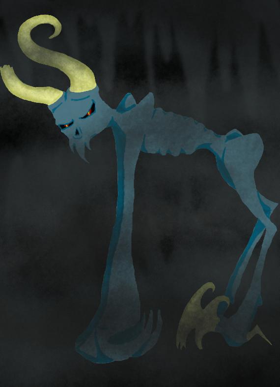 Monster by 4nonny4