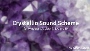 Crystallio Sound Scheme