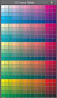 Official DC Comics Colors (for Manga Studio)