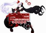 Blade Soul Girl 2 Winamp