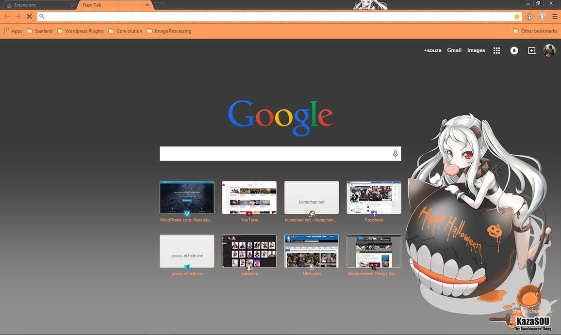Google themes nba - Northern Ocean Hime Crx By Kaza Sou