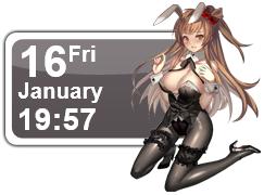 Minami Kotori Calendar by Kaza-SOU