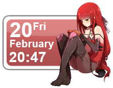 Elesis Calendar by Kaza-SOU