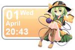 Komeiji Koishi Calendar