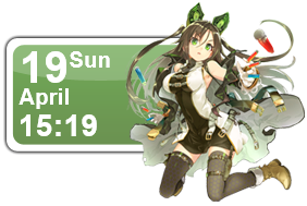 Yumiie Kanata Calendar by Kaza-SOU