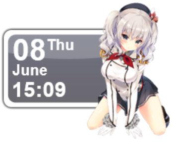 Kashima Calendar