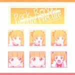 PACK RENDER #1: Hugtto! Precure - Emiru Aisaki by OSweet