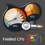 FireBird CPU Meter by Filgraph