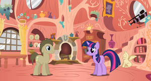 Short Pony Animation {WIP}