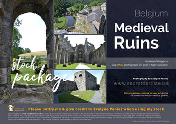 Ruins Belgium c
